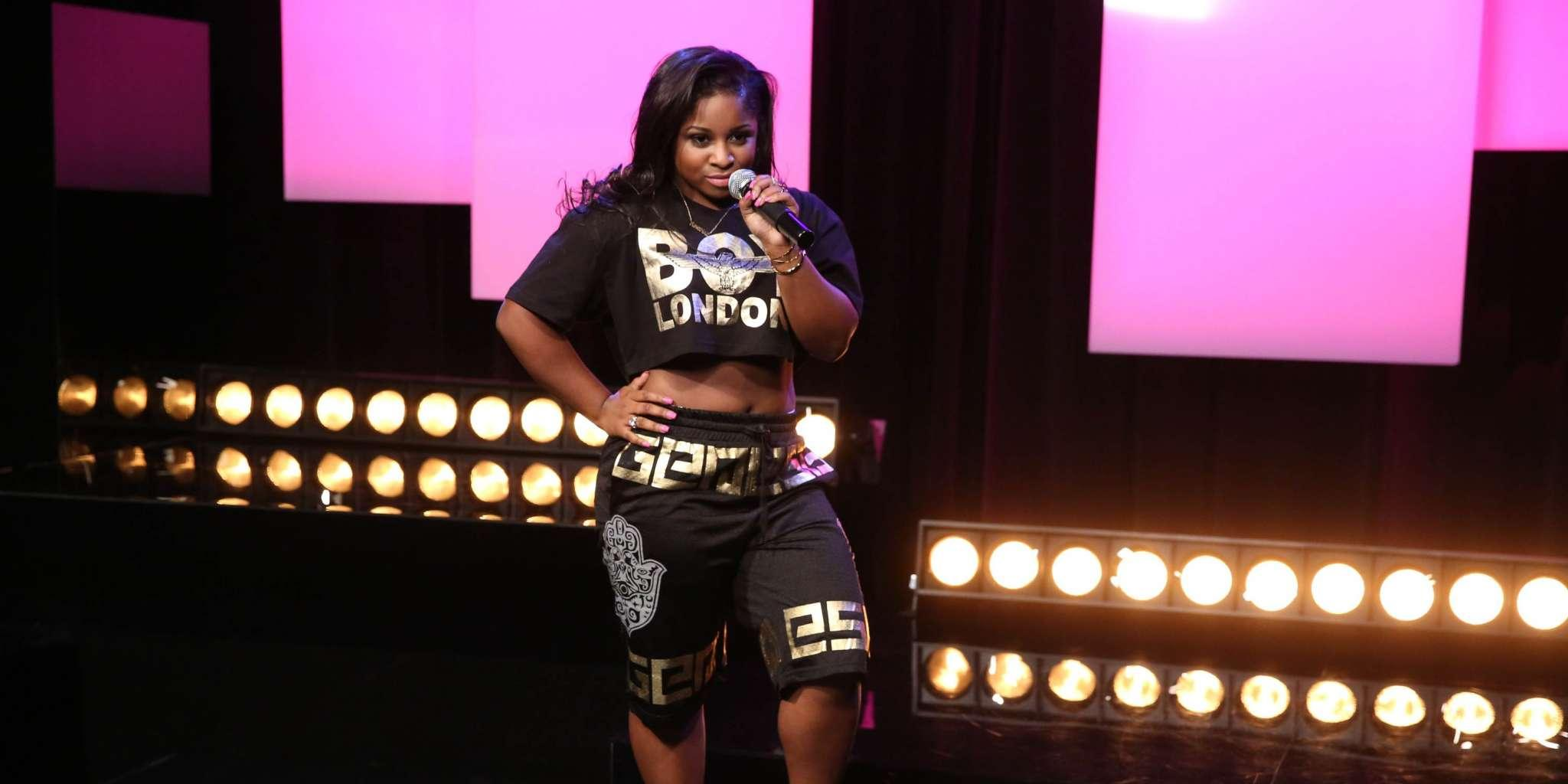 Reginae Carter Shows Off Massive Cleavage And Fans Are Here For It - They Adore Her Natural Look