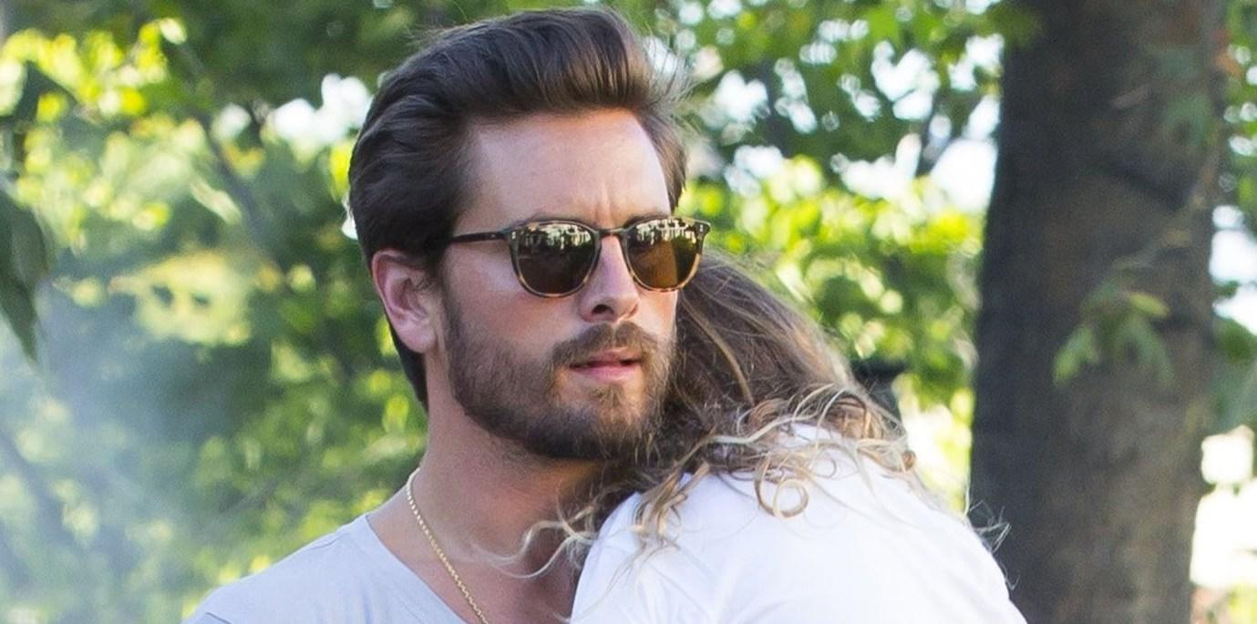 Scott Disick Under Fire After Daughter Penelope Makes Racist Gesture - See The Problematic Pic!