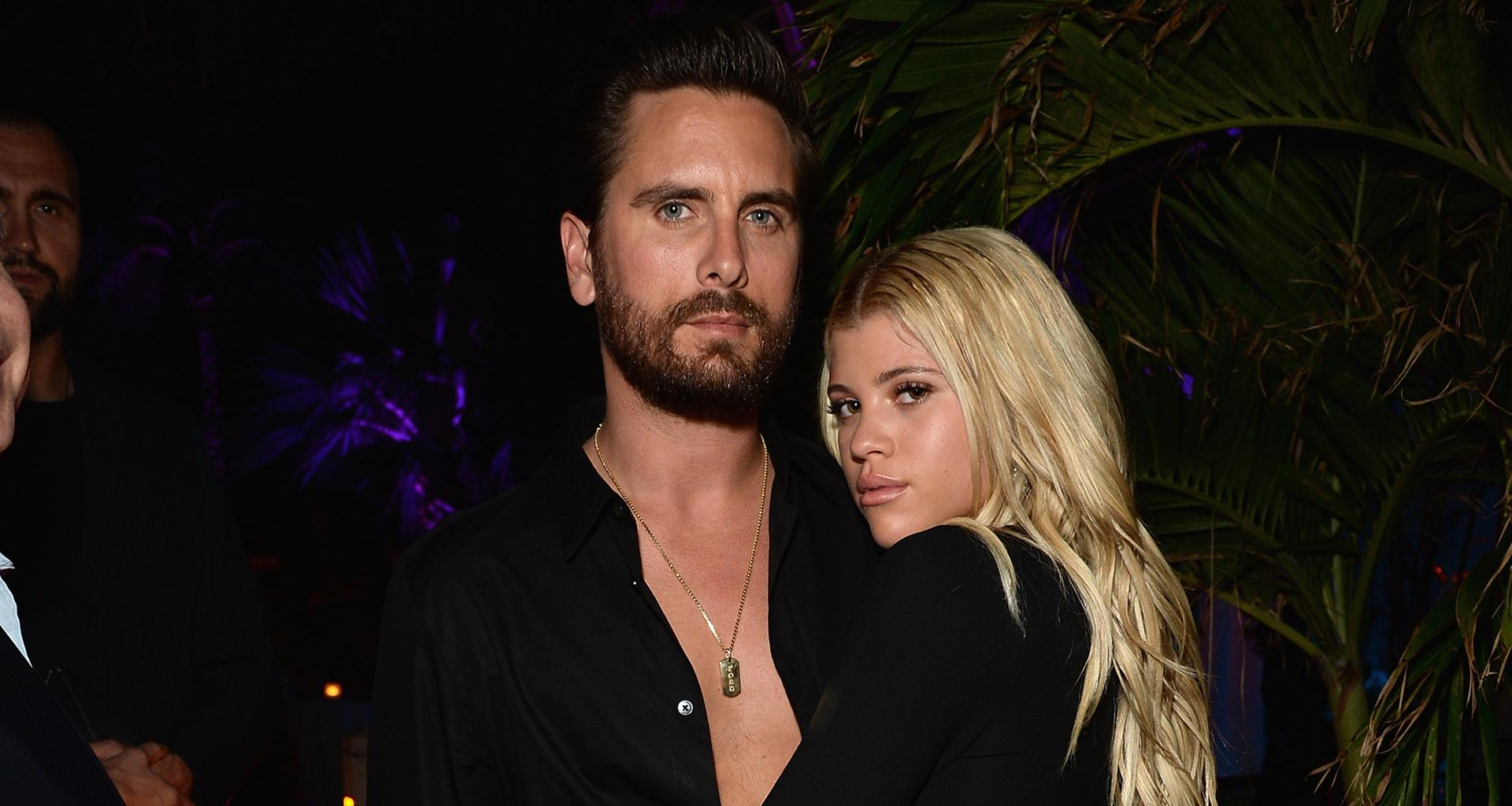 Kourtney Kardashian - Here's How The KUWK Star Reacted When She Learned Scott Disick And Sofia Richie Moved In Together!