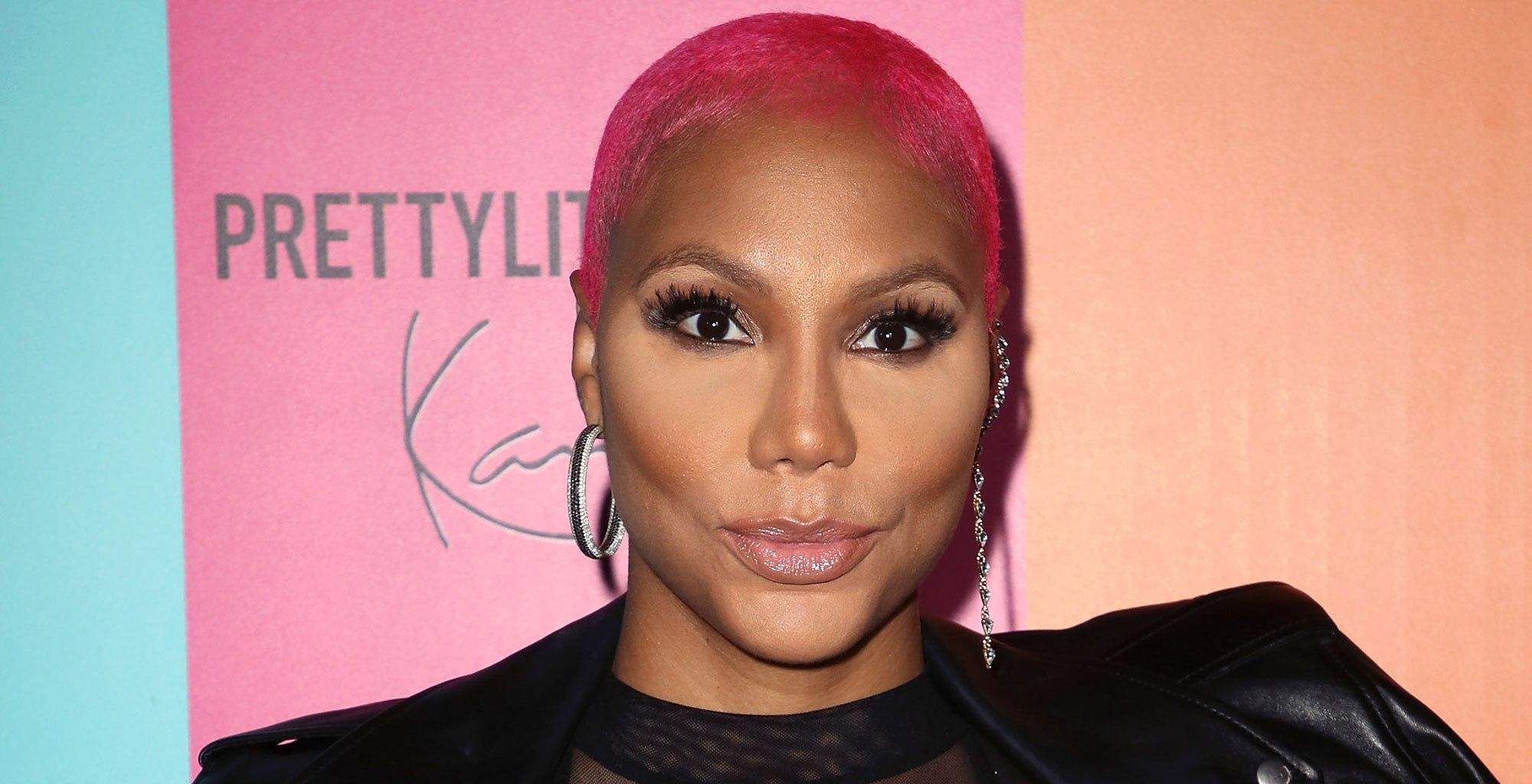 Tamar Braxton Reveals What Her Sisters Really Think About Her Joining 'Celebrity Big Brother'