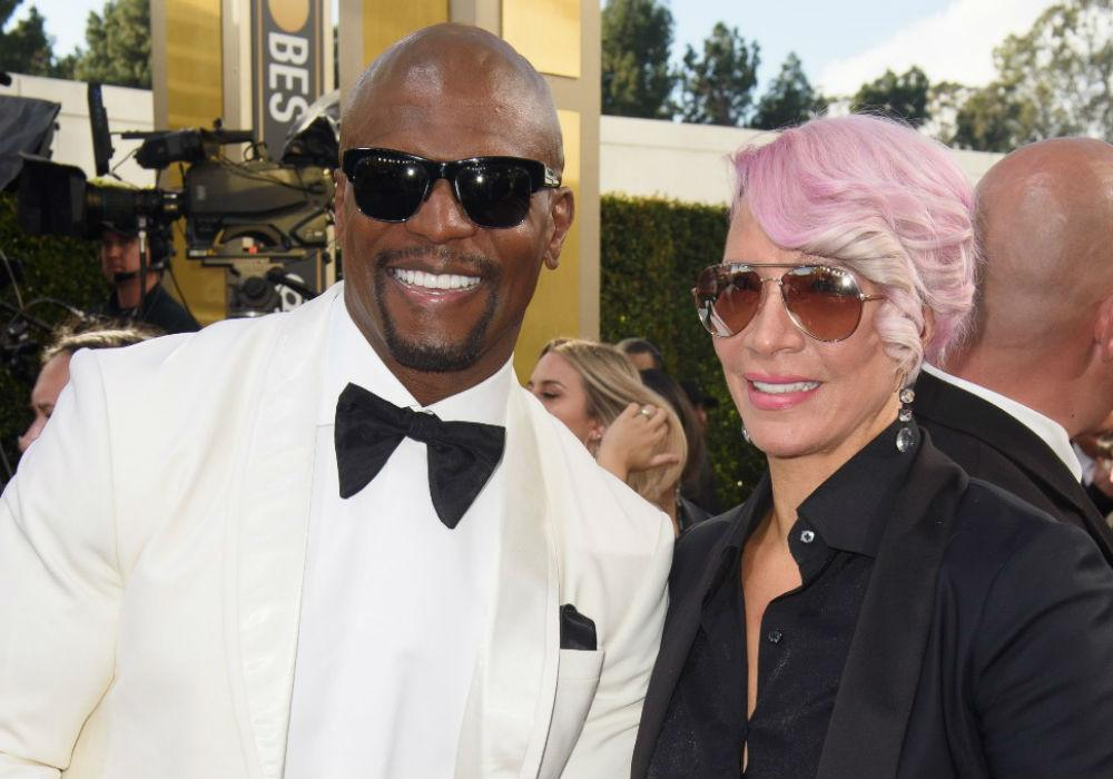 Terry Crews Dances On Golden Globes Red Carpet As He Joins 'America's Got Talent: The Champions' January 7