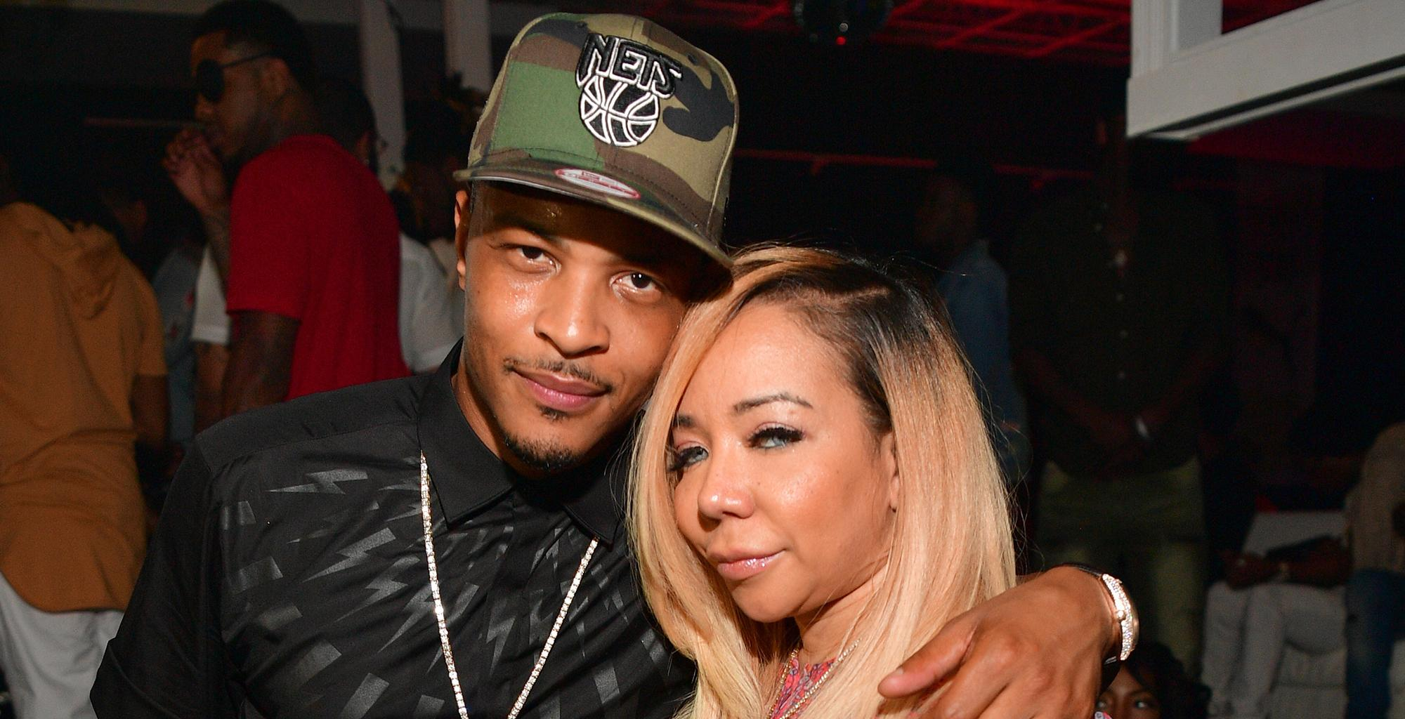 Tiny Harris And T.I. - Now That They Live Together Again They're More In Love Than Ever
