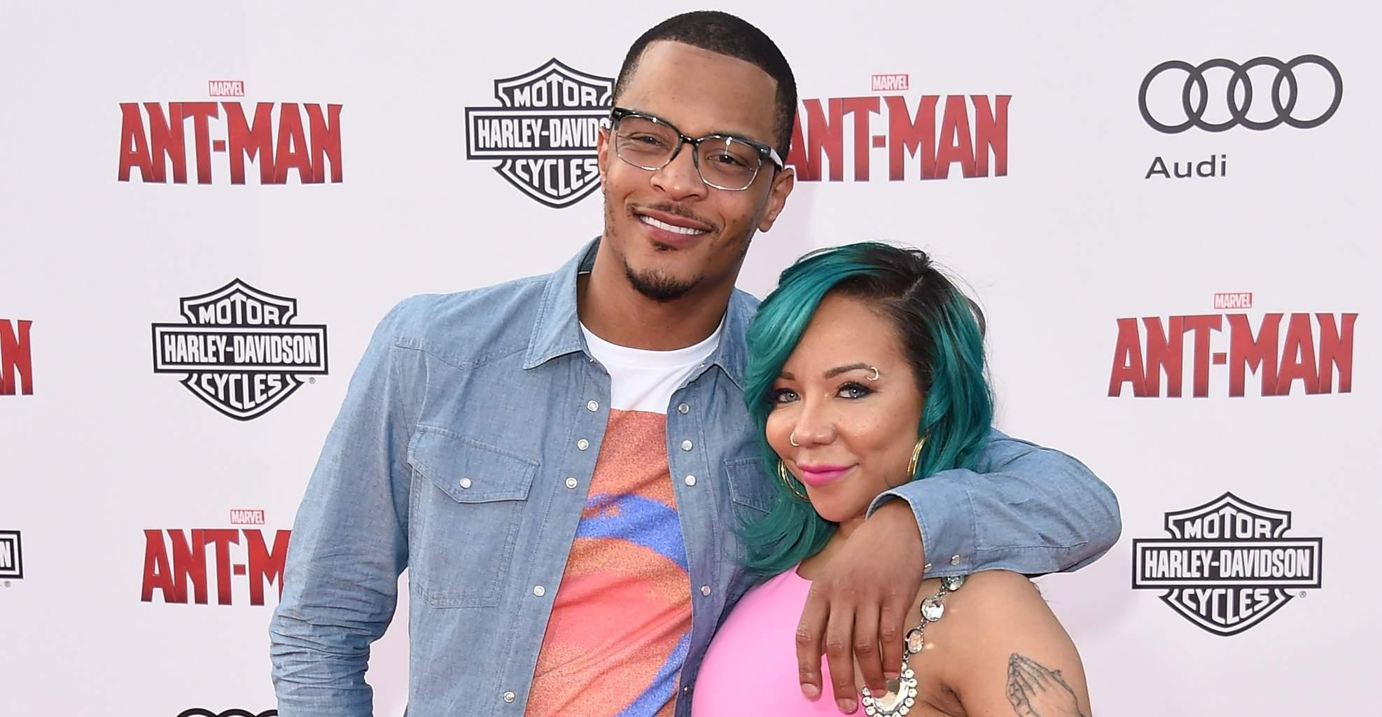 Tiny Harris Nostalgic About Her And T.I.'s Wedding - Check Out Her Sweet Post!