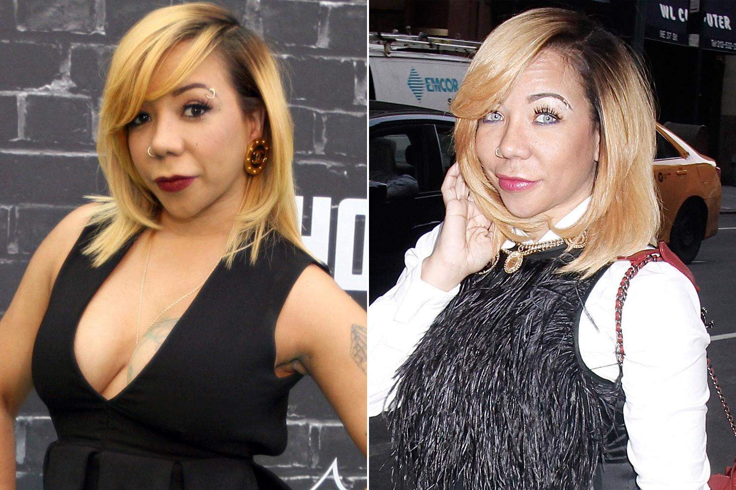 Tiny Harris Shares A Bunch Of Throwback Photos And People Accuse Her Of Having Too Many Cosmetic Surgeries