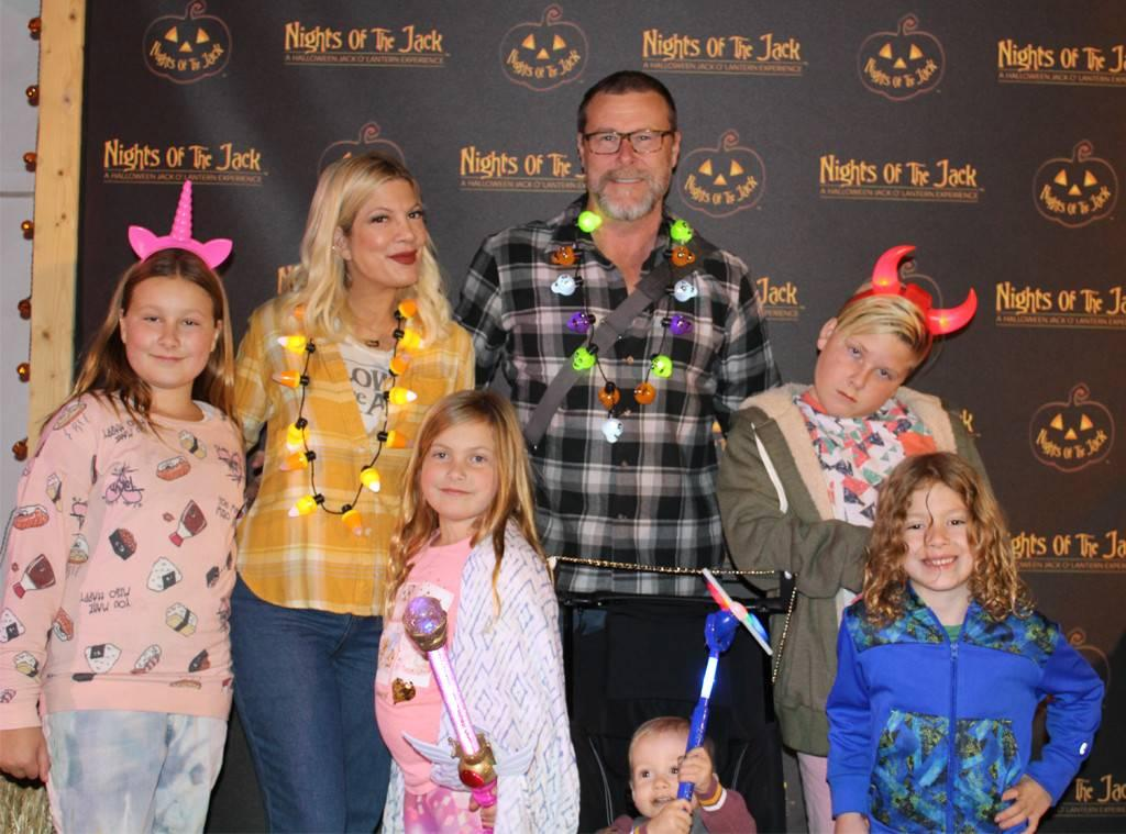 Dean McDermott Fires Back At Haters Body-Shaming His And Tori Spelling's Kids!