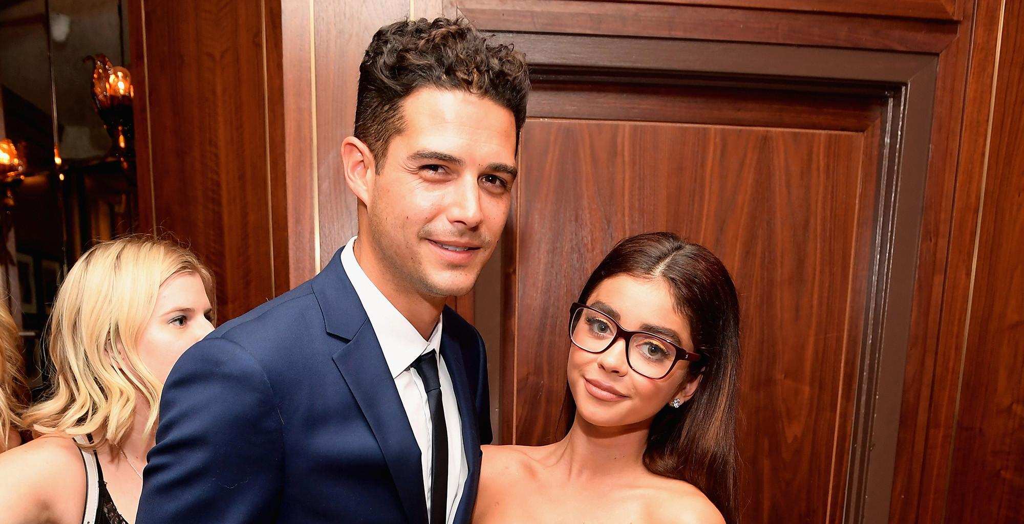 Wells Adams Says He's Not In A Hurry To Marry Sarah Hyland Despite Her Being 'The One' For Him - Here's Why!