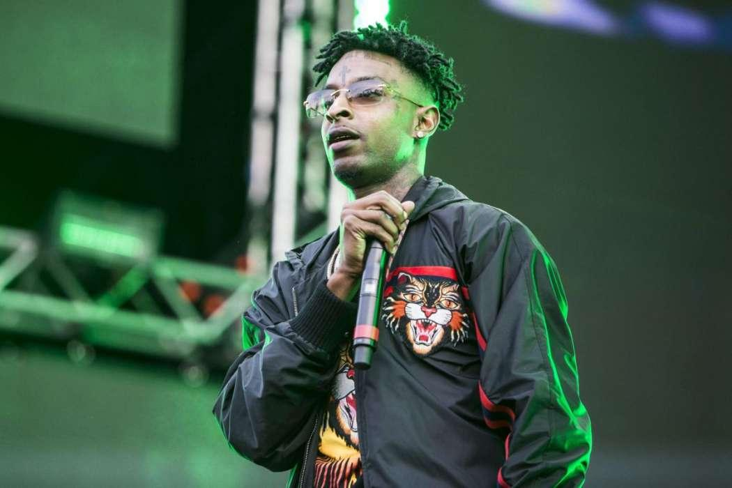 Immigration And Customs Enforcement Agency Can't Take 21 Savage's Estimated $8 Million Fortune