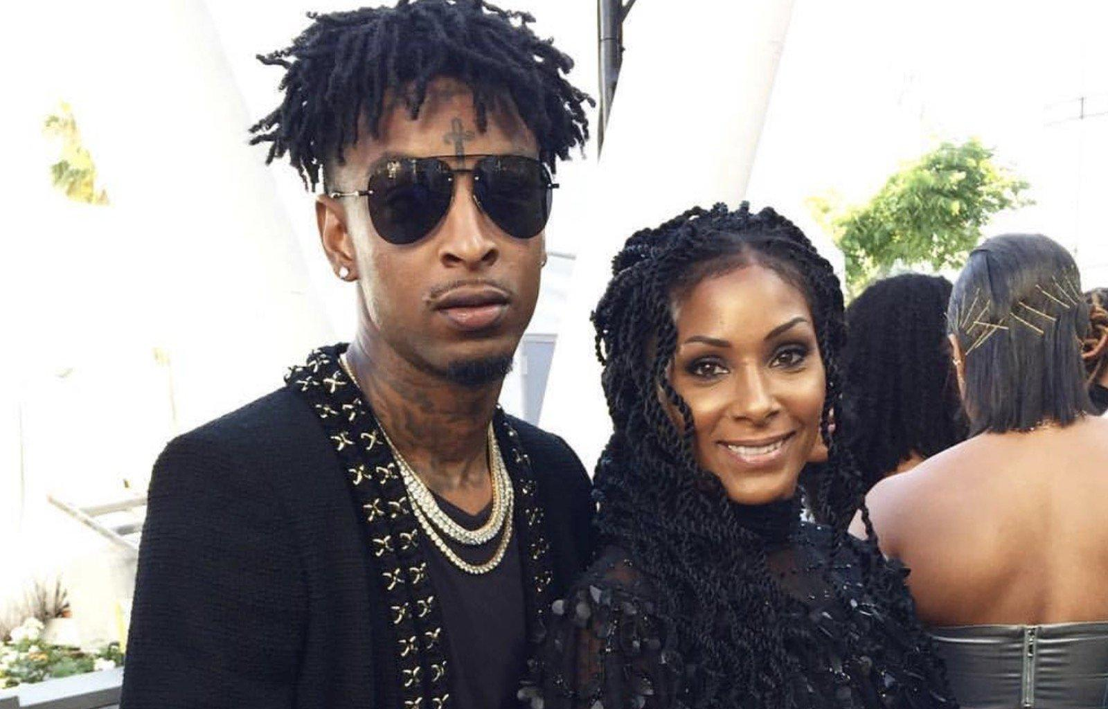 21 Savage's Mom Is Grateful To Jay-Z, Cardi B And More After He Got Released From Jail - Read Her Message