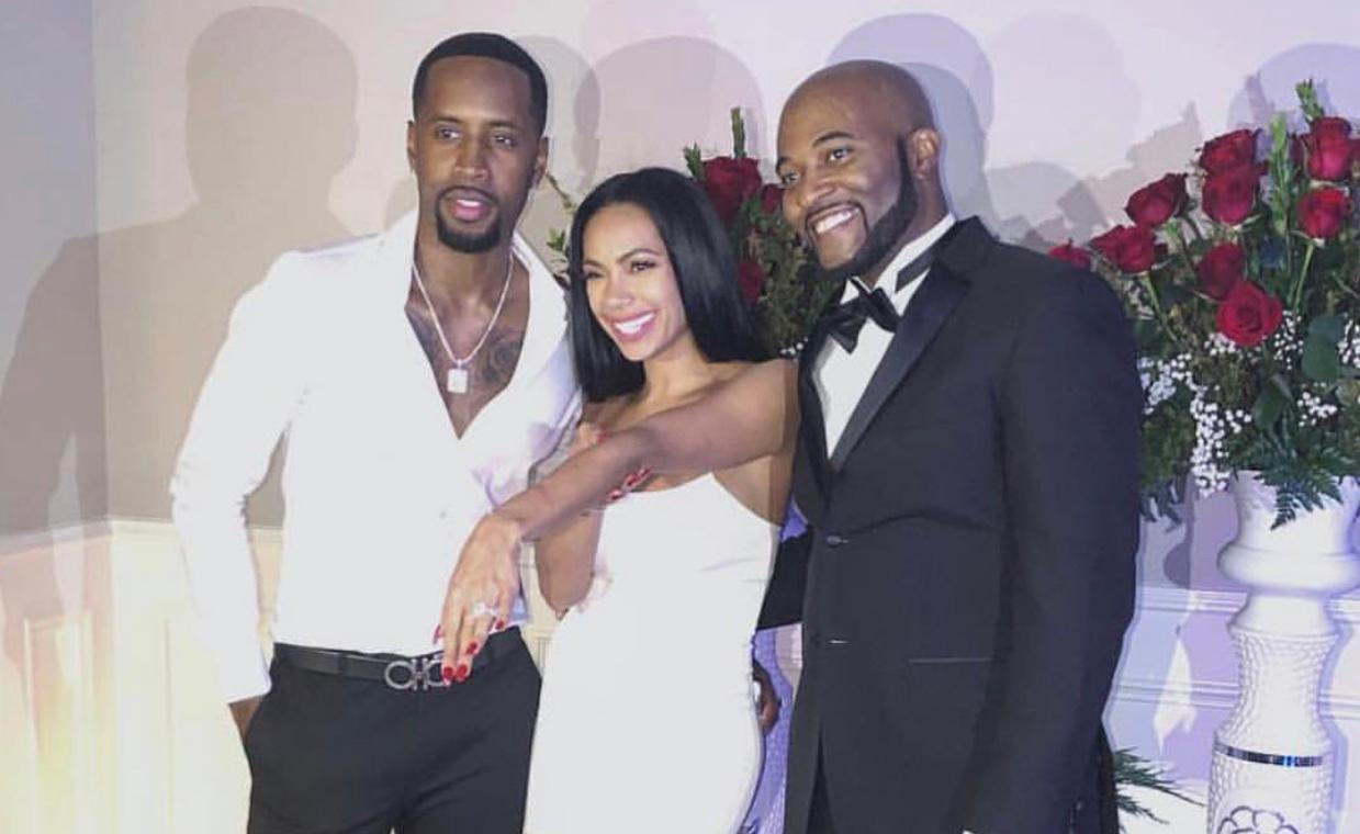 Erica Mena And Safaree's Fans Believes These Two Broke The Internet With Their Latest Racy Photo Session