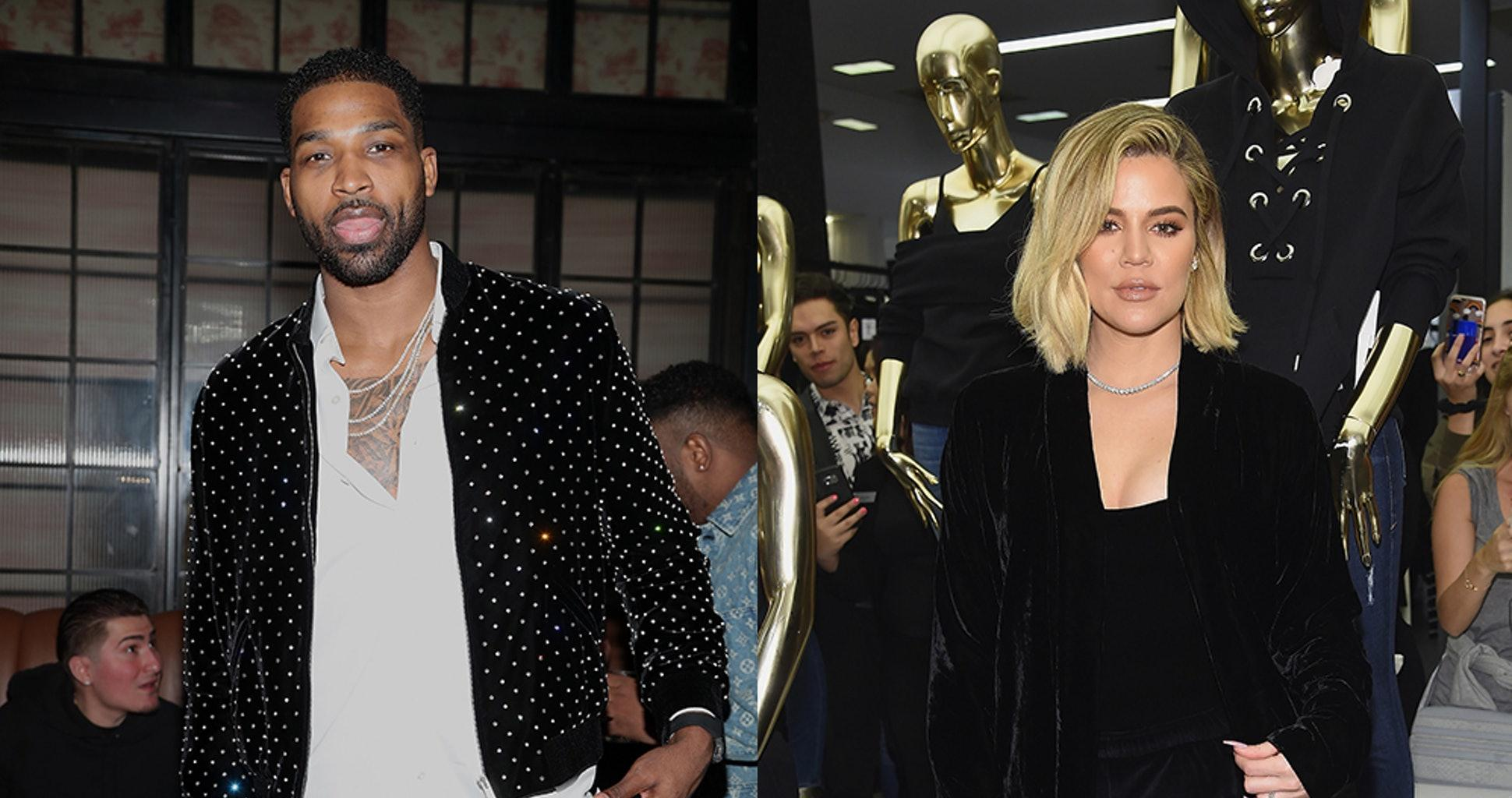 Tristan Thompson Was Spotted Out In LA For Valentine's Day Without Khloe Kardashian