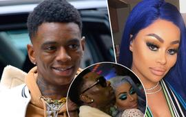 Soulja Boy Claims Blac Chyna Hacked His Phone And Tweeted An Apology To Herself In His Name