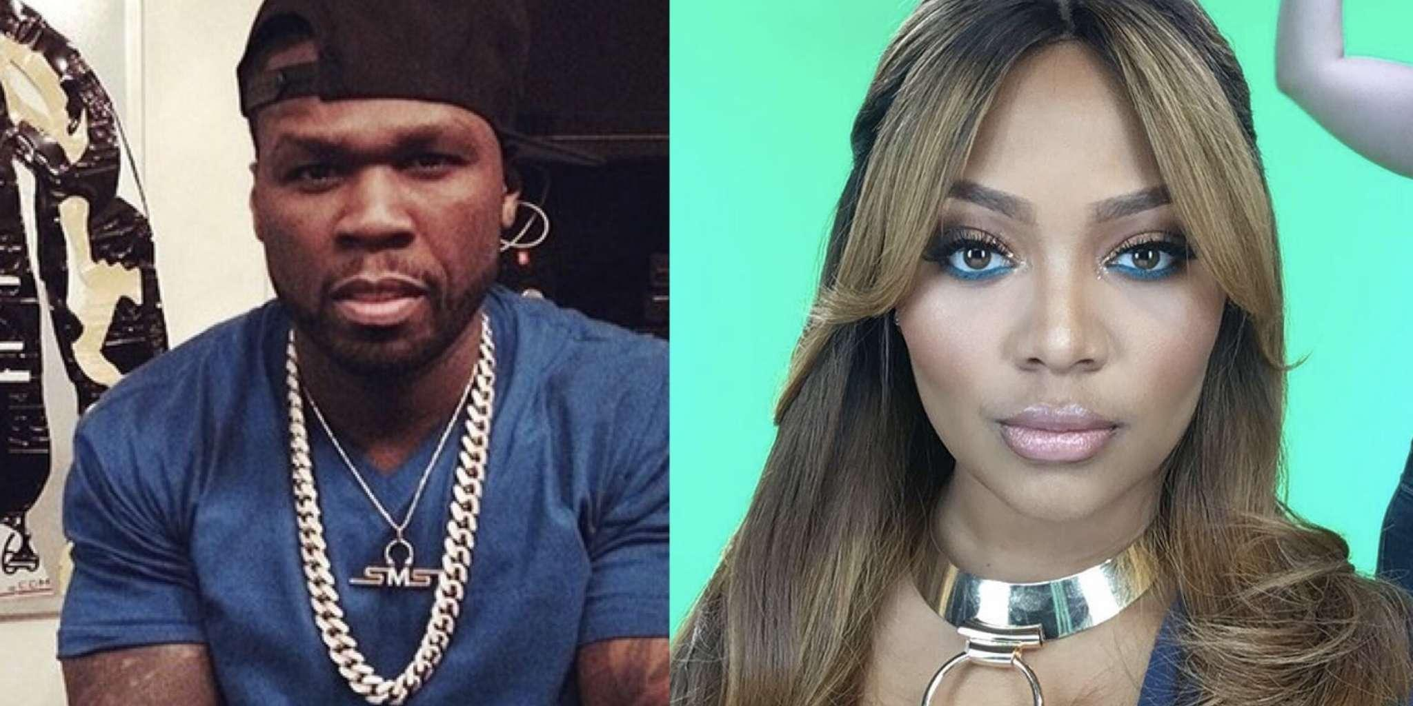 50 Cent Is Taking Teairra Mari To Court To Collect The Money She Owes Him