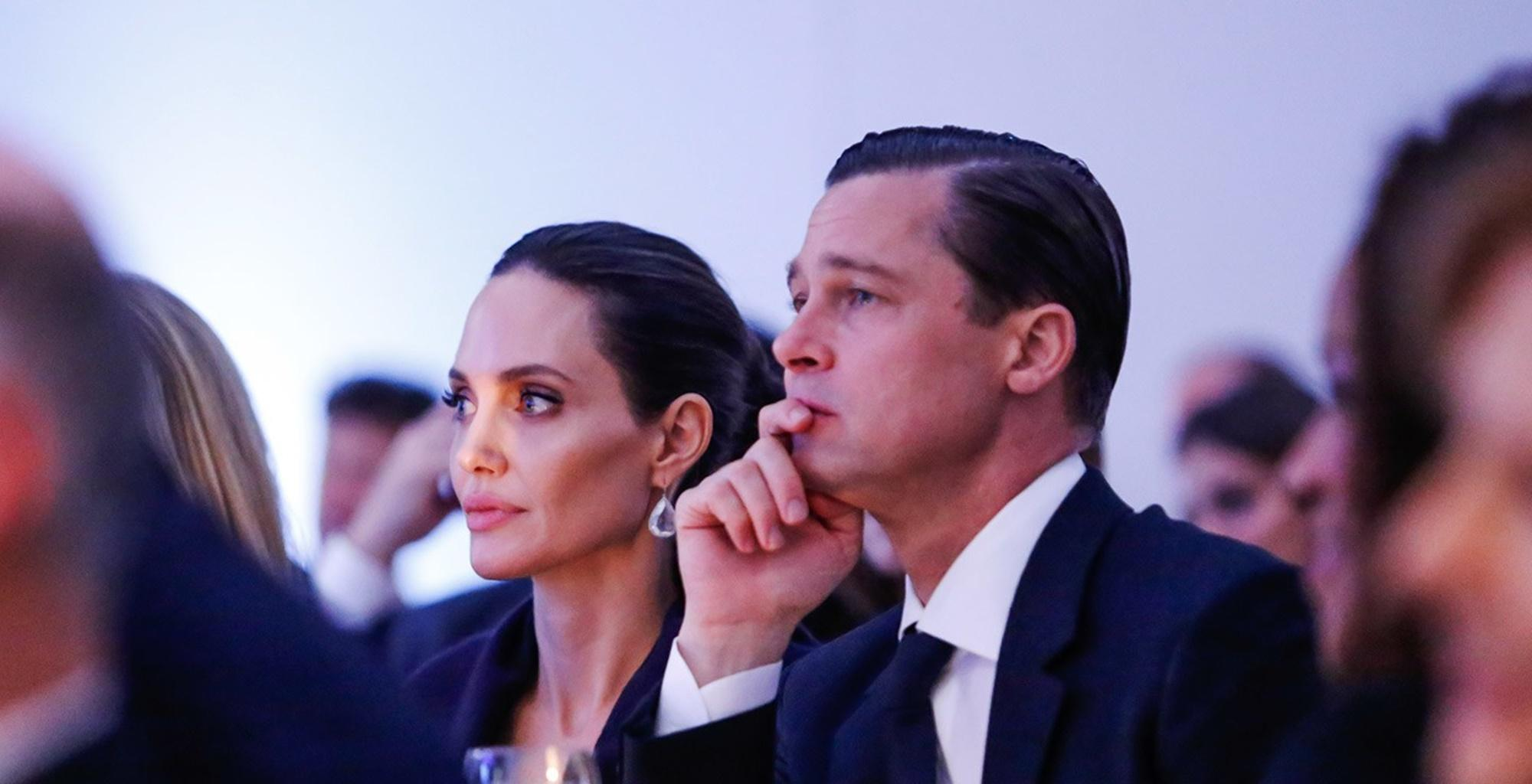 Tired Brad Pitt Wants To Move On From Complicated Angelina Jolie Divorce -- Her Is What Explains Tension In Their Recent Pictures
