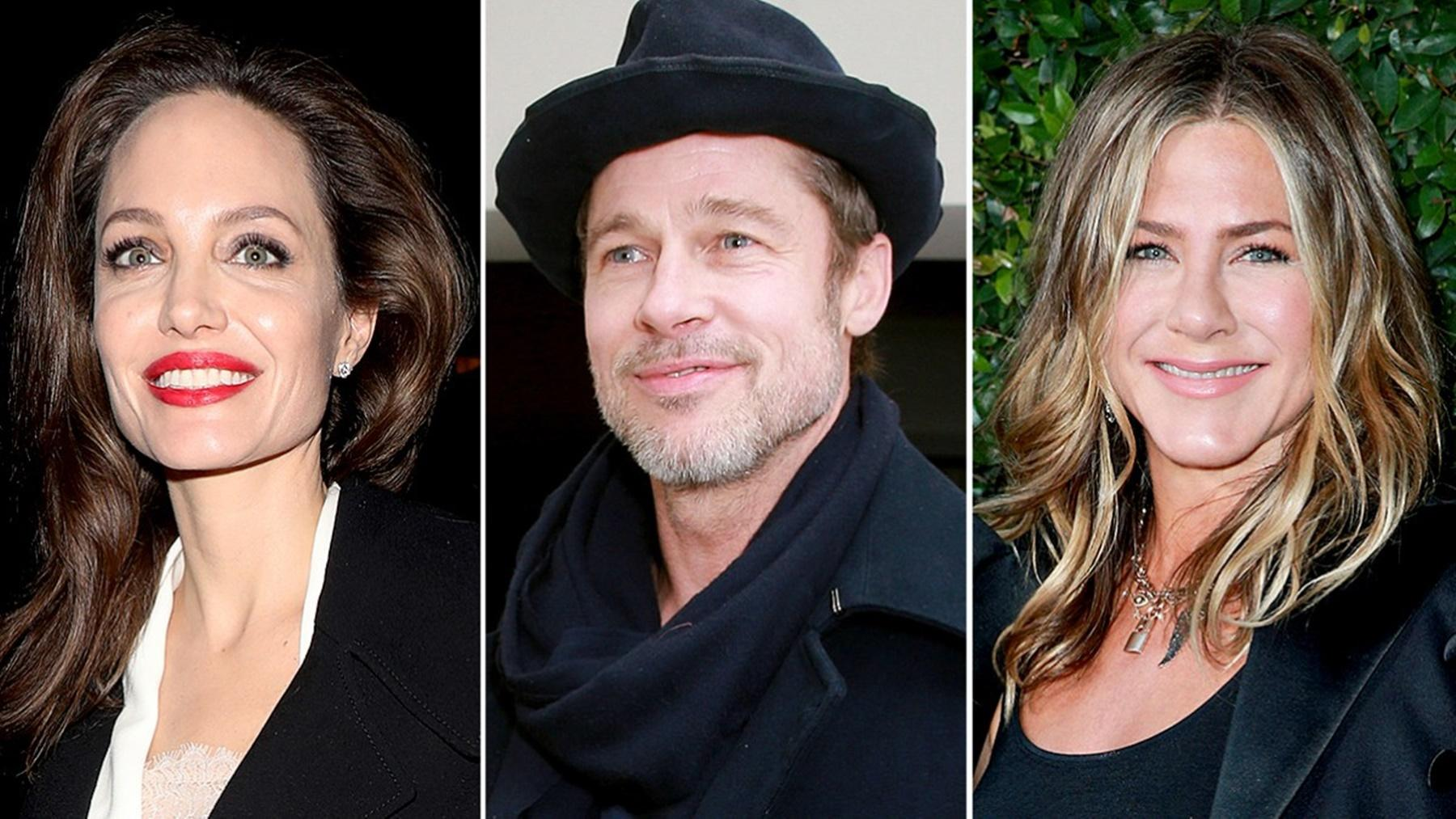 'Baffled' Angelina Jolie Cannot Understand Why Brad Pitt Attended Jennifer Aniston's 50th Birthday Party