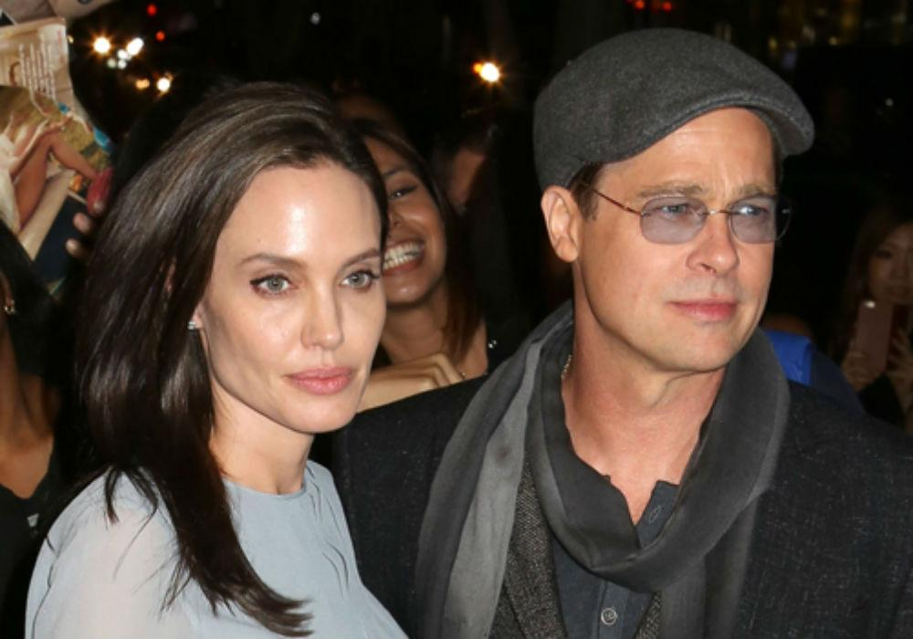 Angelina Jolie Was Reportedly 'Visibly Upset' After A Recent Custody Meeting With Brad Pitt