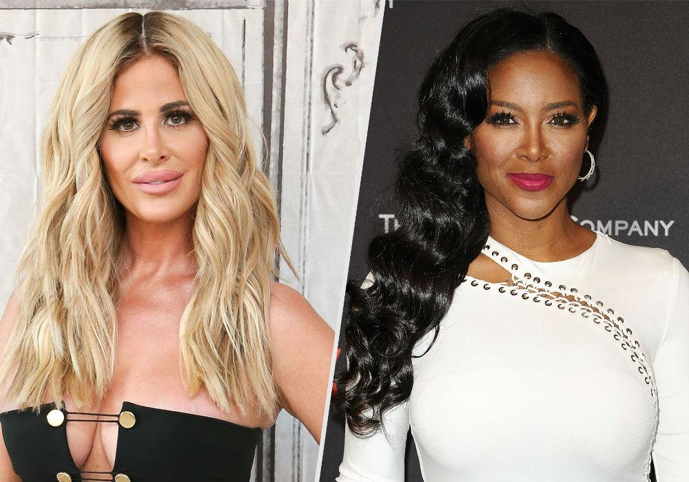 Are Former RHOA Kenya Moore And Kim Zolciak Still Feuding After Leaving The Show?