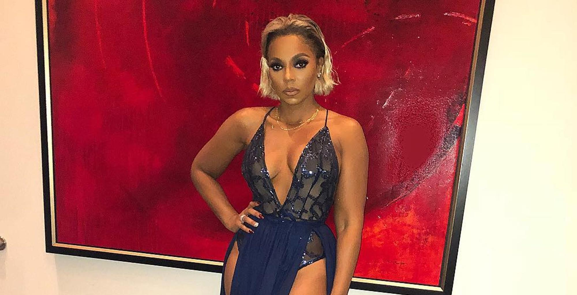 Ashanti Gives Ciara A Run For Her Money In Latest Fashion Faceoff Pictures
