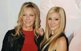 Heather Locklear's Daughter Ava Sambora Says She'd Love To Be A Famous Actress Like Her Mom!