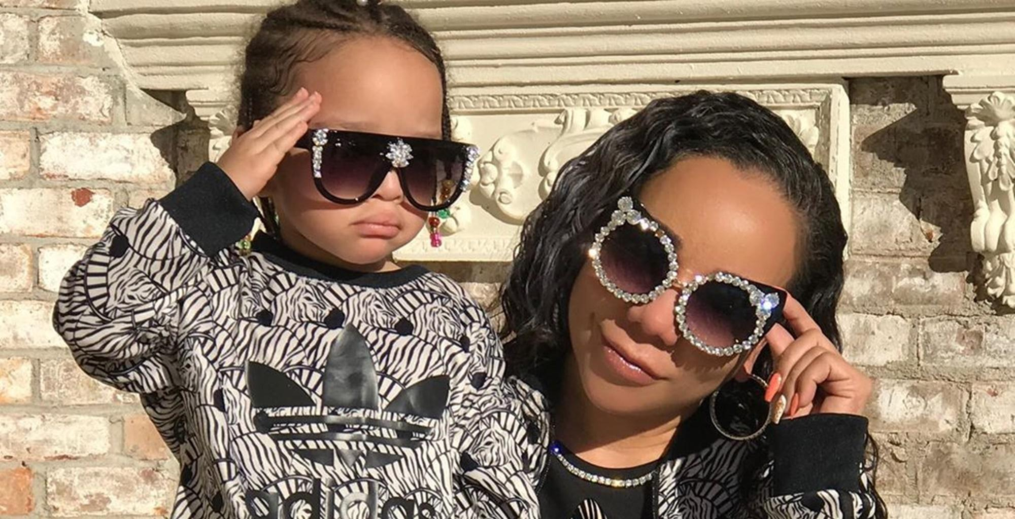 Tiny Harris Angers Fans After Sharing Cute Pictures With Heiress One Week After T.I.'s Sister's Passing