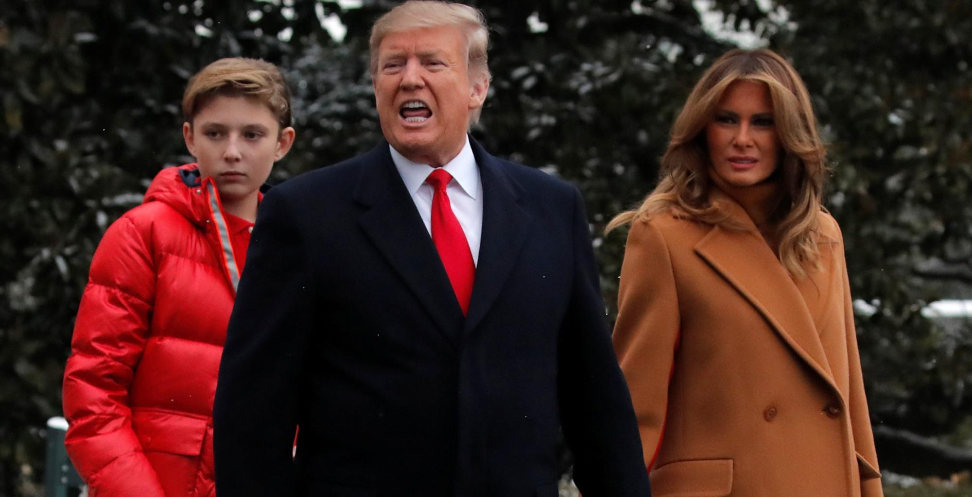 'Confident' Melania Trump Is Fully Behind The Donald's State Of The Union Speech -- She Finds Him Powerful