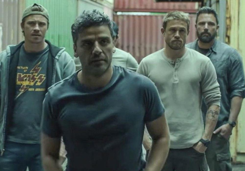 Ben Affleck, Charlie Hunnam, And Oscar Isaac Are Back In New Triple Frontier Trailer