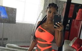 Meek Mill Gets Playful With Bernice Burgos Online - Check Out His Comment On The Racy Photo