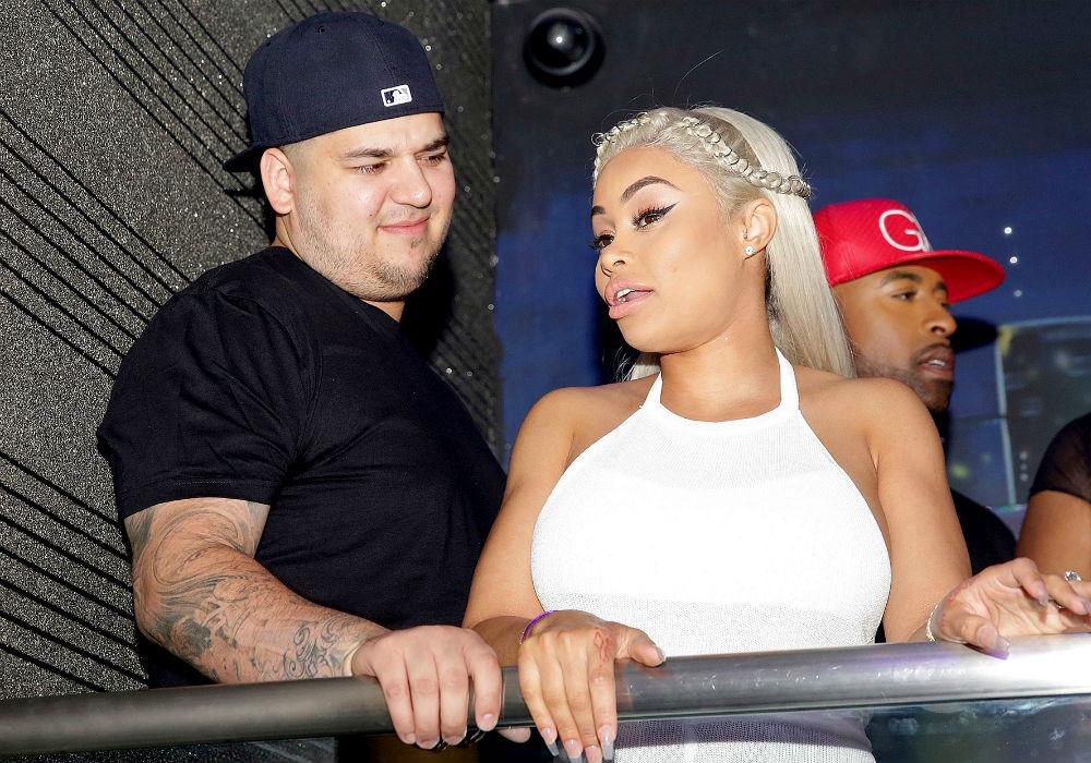 Blac Chyna's Own Mother Thinks Rob Kardashian Is The Better Parent