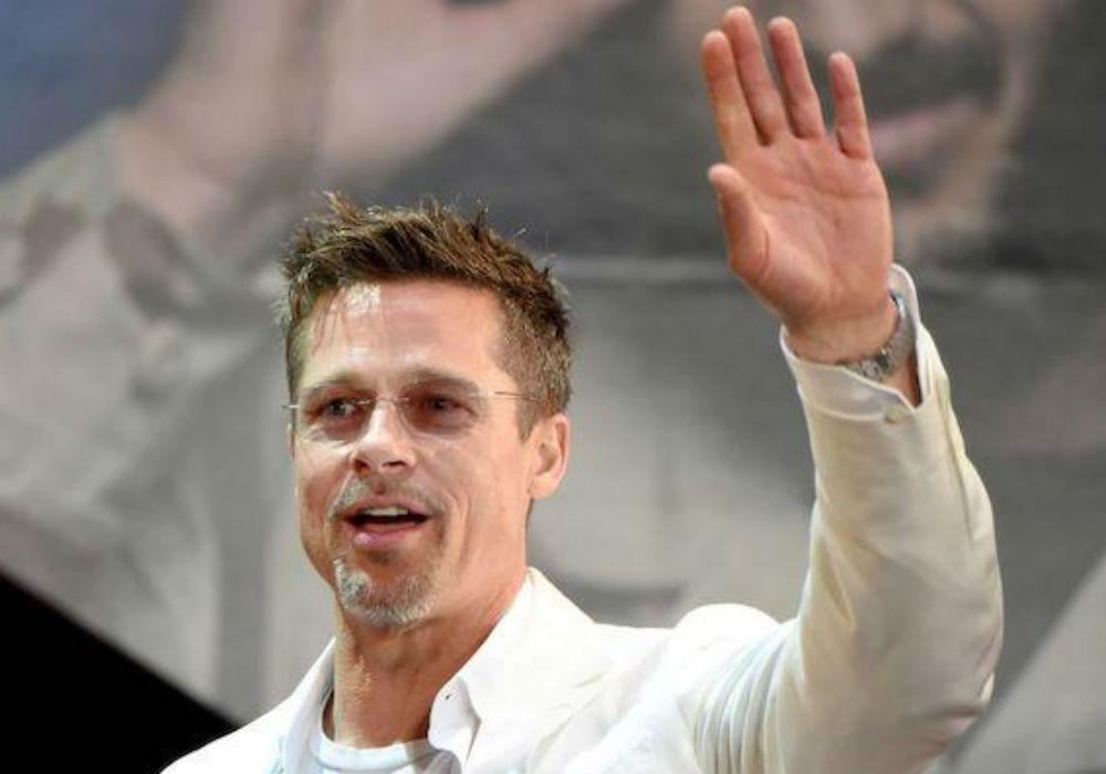 Brad Pitt Caught Flirting With His Much-Younger Co-Star After Attending Jennifer Aniston's Bday Party