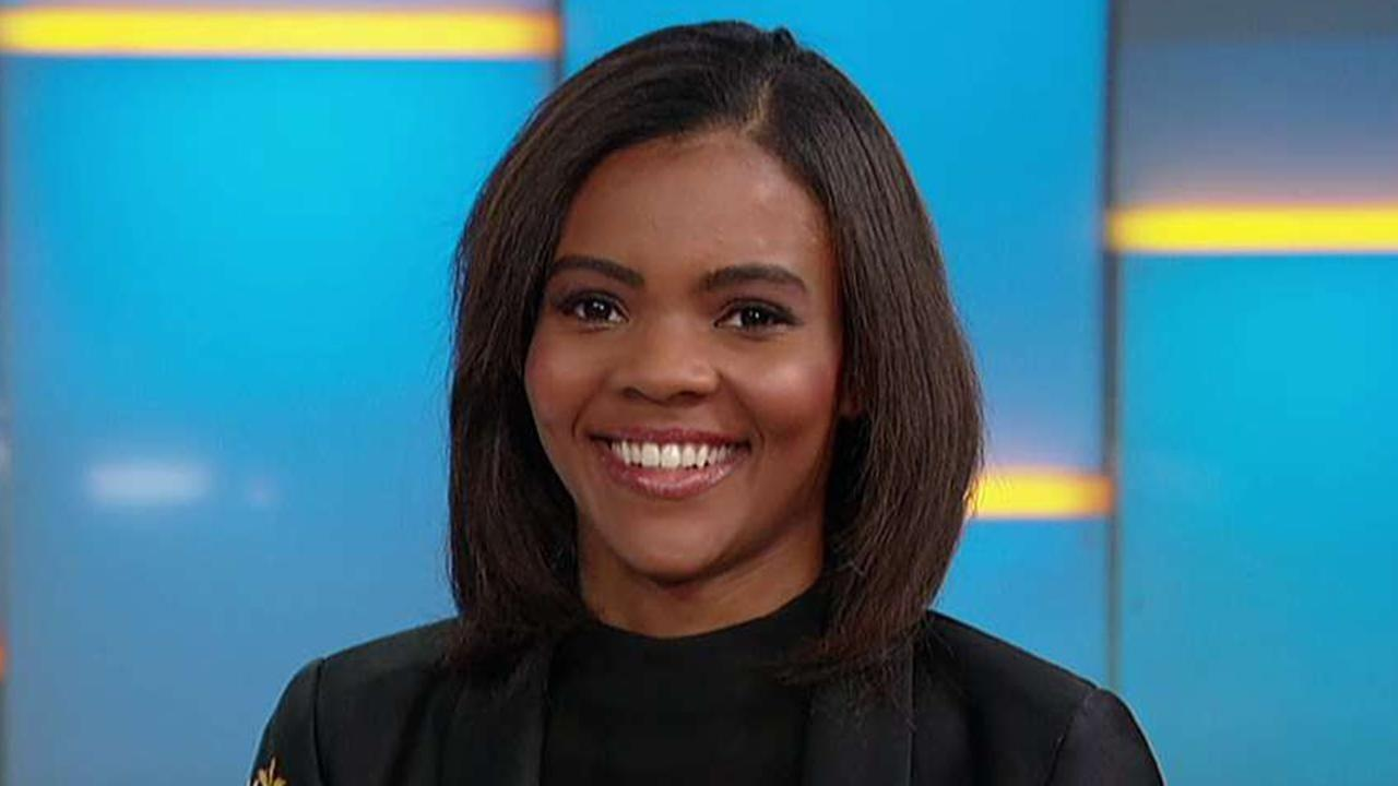 Candace Owens In Hot Water After Outrageous Statement About Hitler - 'Making Germany Great Was Fine!'