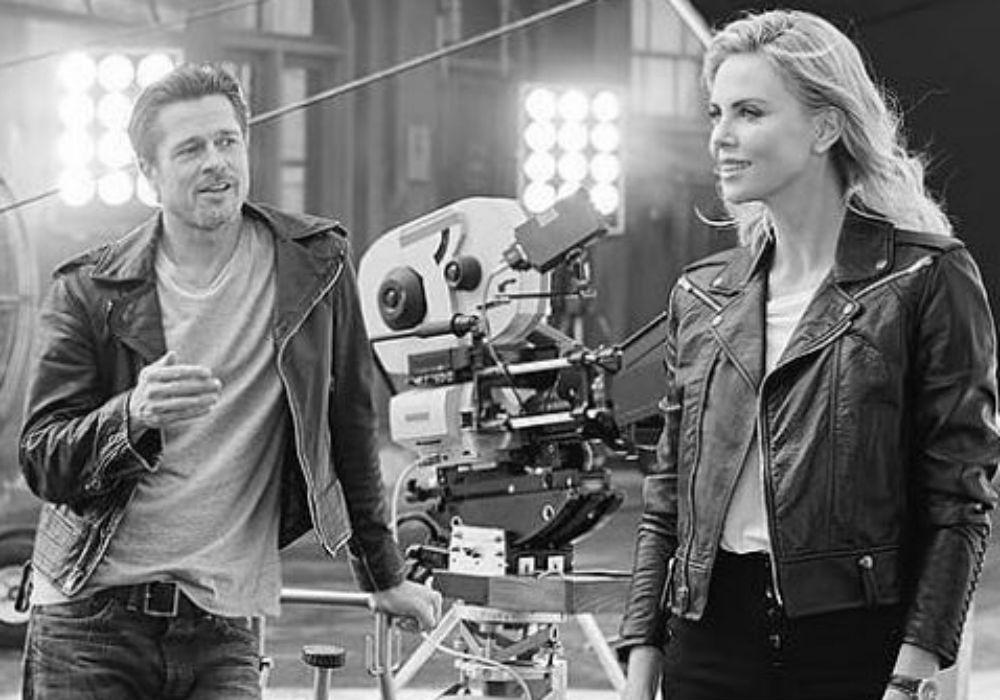 Charlize Theron Claims She Is Single Amid Brad Pitt Dating Rumors