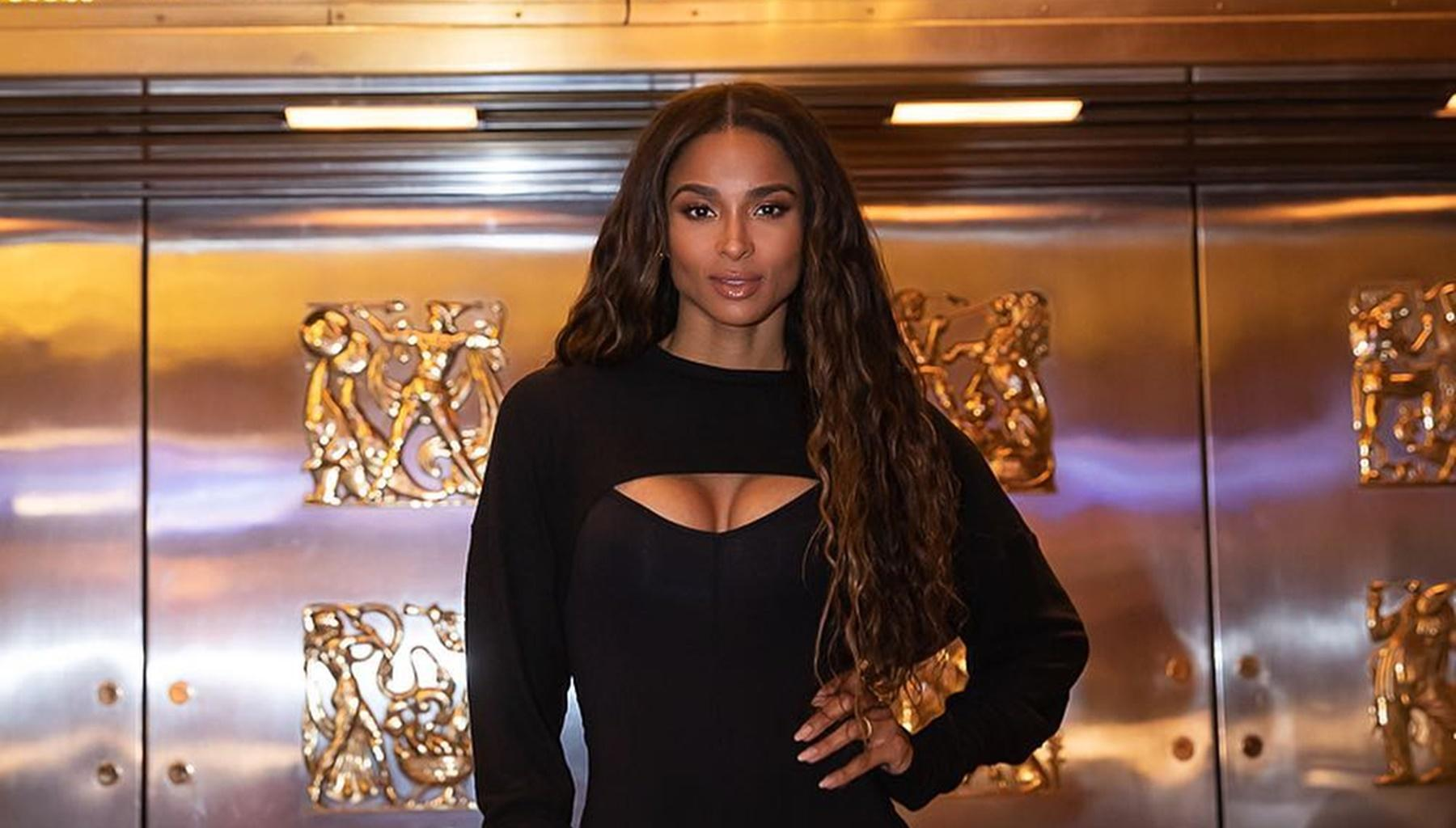 Ciara Breaks The Internet By Showing Curves In Video That Makes Fans Dream About Summer -- Russell Wilson Can Be Proud And Future Just Got An Extra Reason To Be Testy