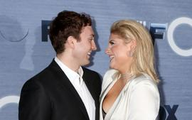 Meghan Trainor Raves About Married Life At The Grammys