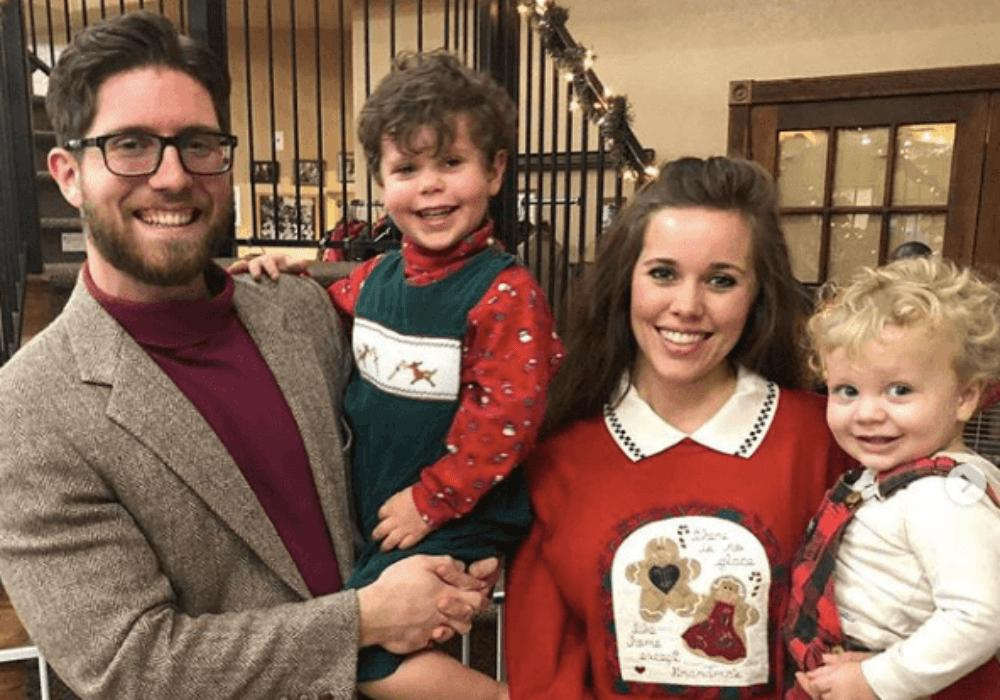 Did Counting On Star Jessa Duggar Just Reveal She Is Having Another Baby Boy?