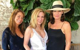 Do Ramona Singer And Luann De Lesseps Want To Bring Jill Zarin Back To RHONY?