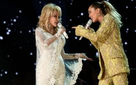 Dolly Parton Sings And Is Honored At The Grammys, But Guess What She Said About '9-5'