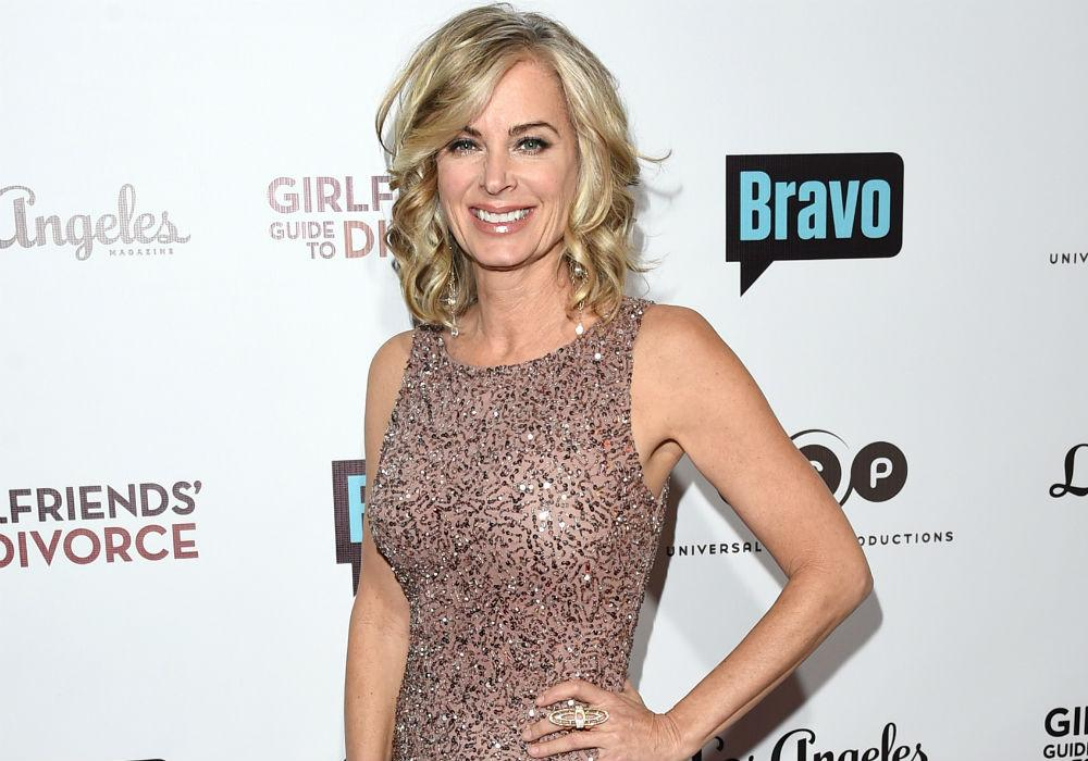 Eileen Davidson Reveals The Real Reason She Quit The Real Housewives Of Beverly Hills