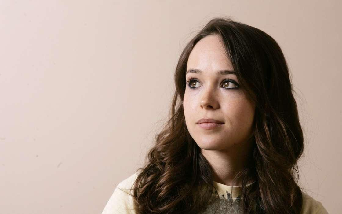 Ellen Page Cries On Stephen Colbert's Show While Condemning Trump Administration