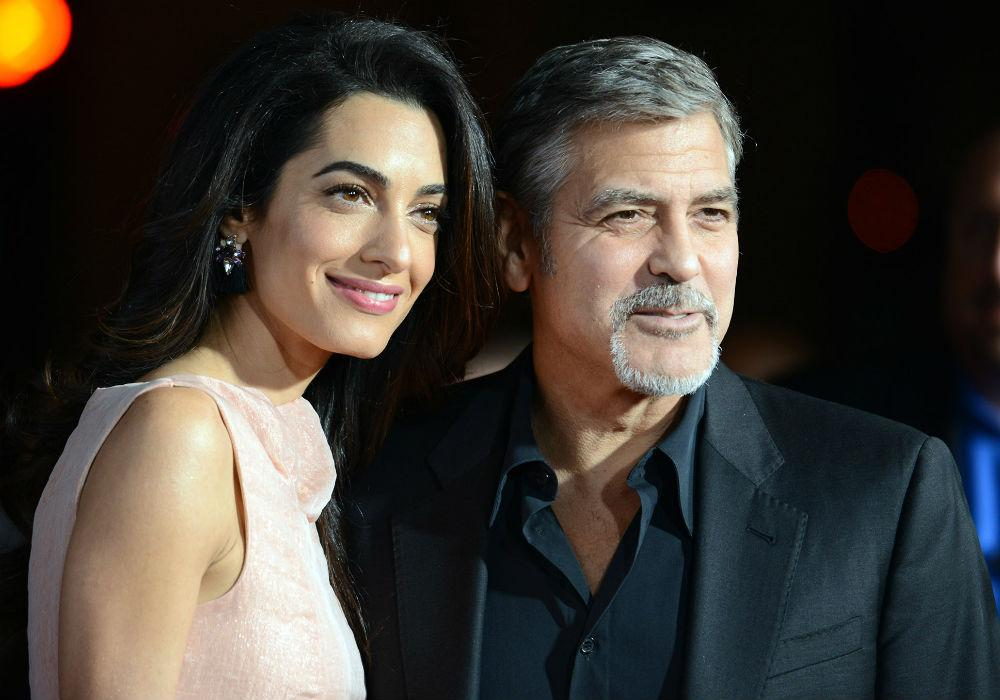 George Clooney Has Reportedly Not Been Seen With His Children In 200 Days As Divorce Rumors Gain Steam