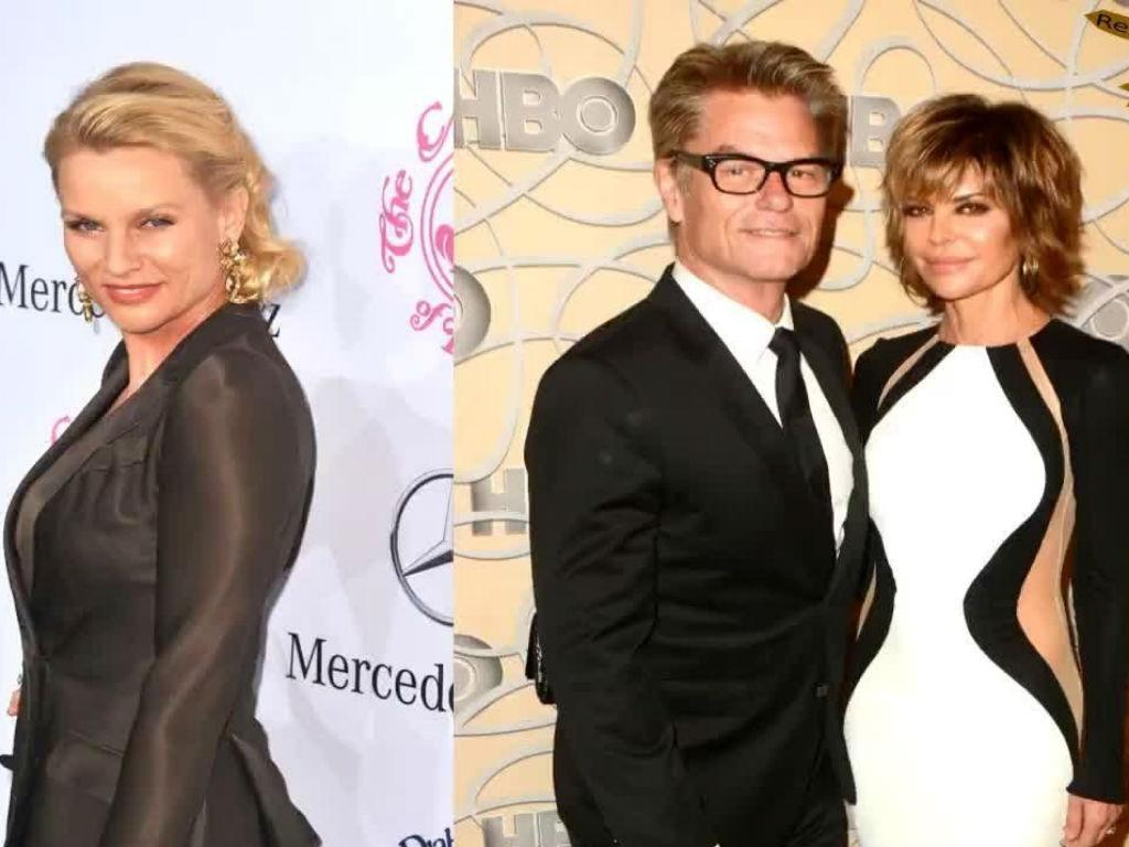 RHOBH: Lisa Rinna, Husband Harry Hamlin And His Ex-Wife Nicollette Sheridan Are In Bitter Twitter Feud Over Cheating Allegations