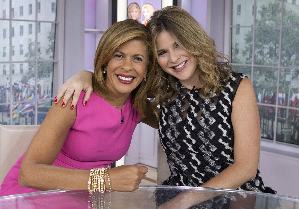 Hoda Kotb Reportedly Upset That She Was Not Given Final Approval Before Jenna Bush Hager Got Hired On Today