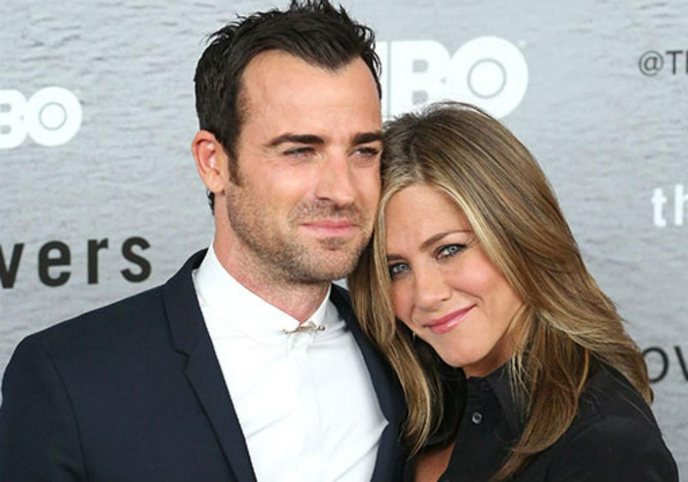Jennifer Aniston And Justin Theroux Are Still Friendly, Despite Reports Of Feuding