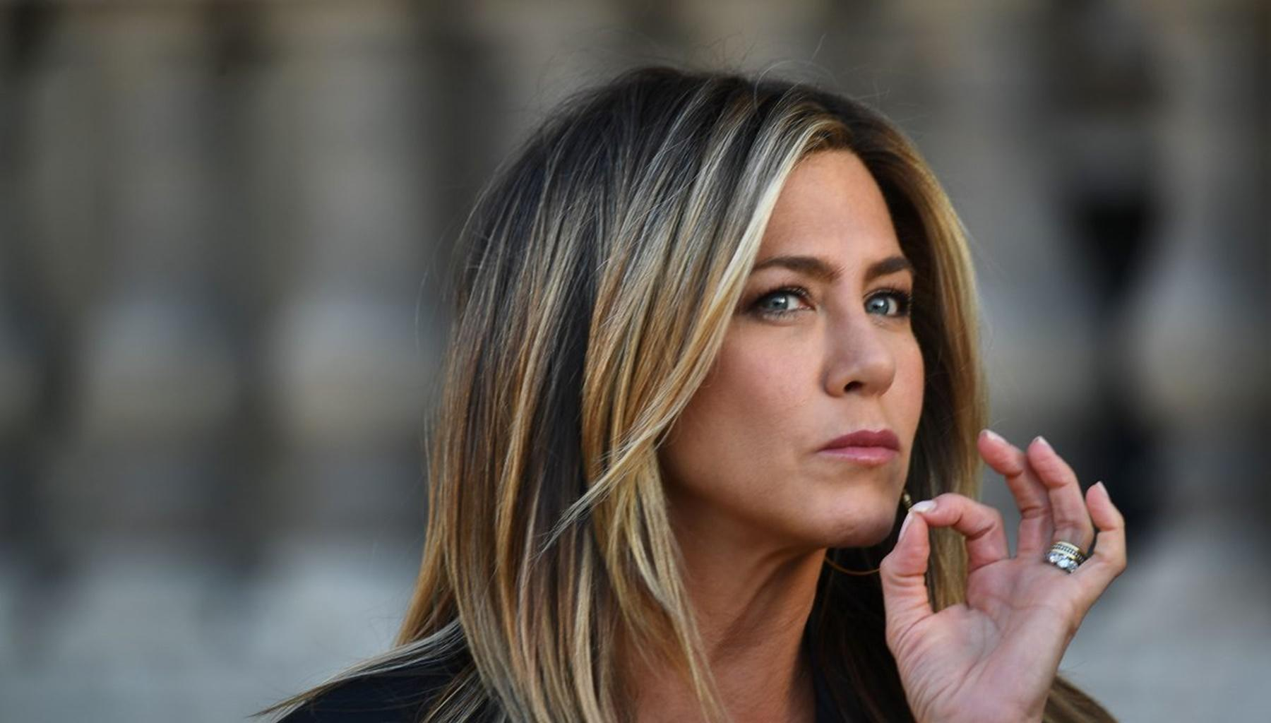 After Brad Pitt Sent Tongue Wagging With Jennifer Aniston's Birthday Party -- Now, He Is Sending Her Love Signals -- Angelina Jolie Is Still Feeling The Shock