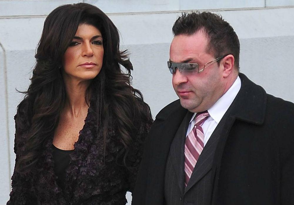 Joe Giudice's Release Will Include More Time Behind Bars As RHONJ Star Teresa Giudice Is Spotted With A Much-Younger Man