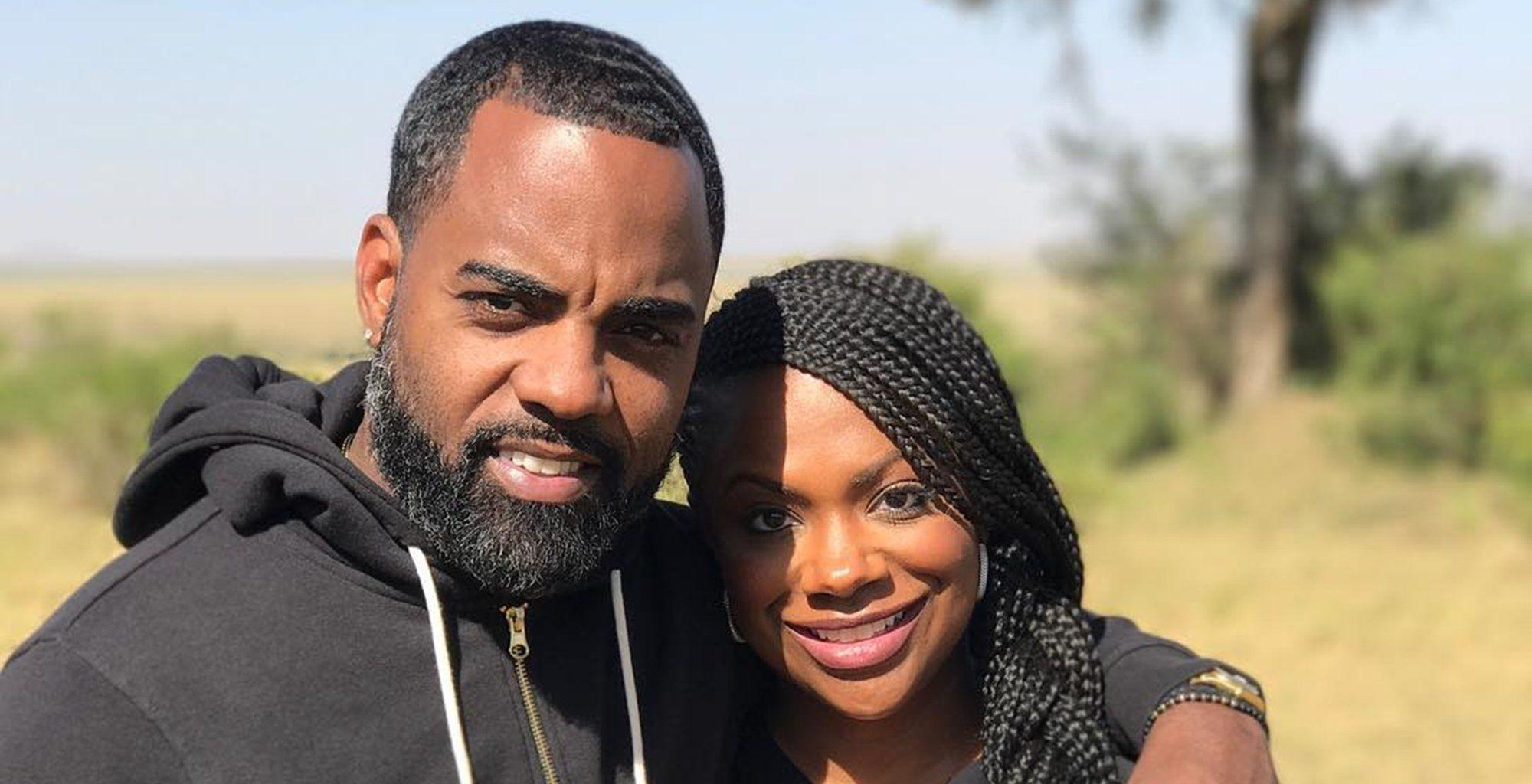 Kandi Burruss' Husband, Todd Tucker Joins Her Rehearsal - See Him Stretching With The Dancers And Check Out The Reason For Which Fans Are Laughing