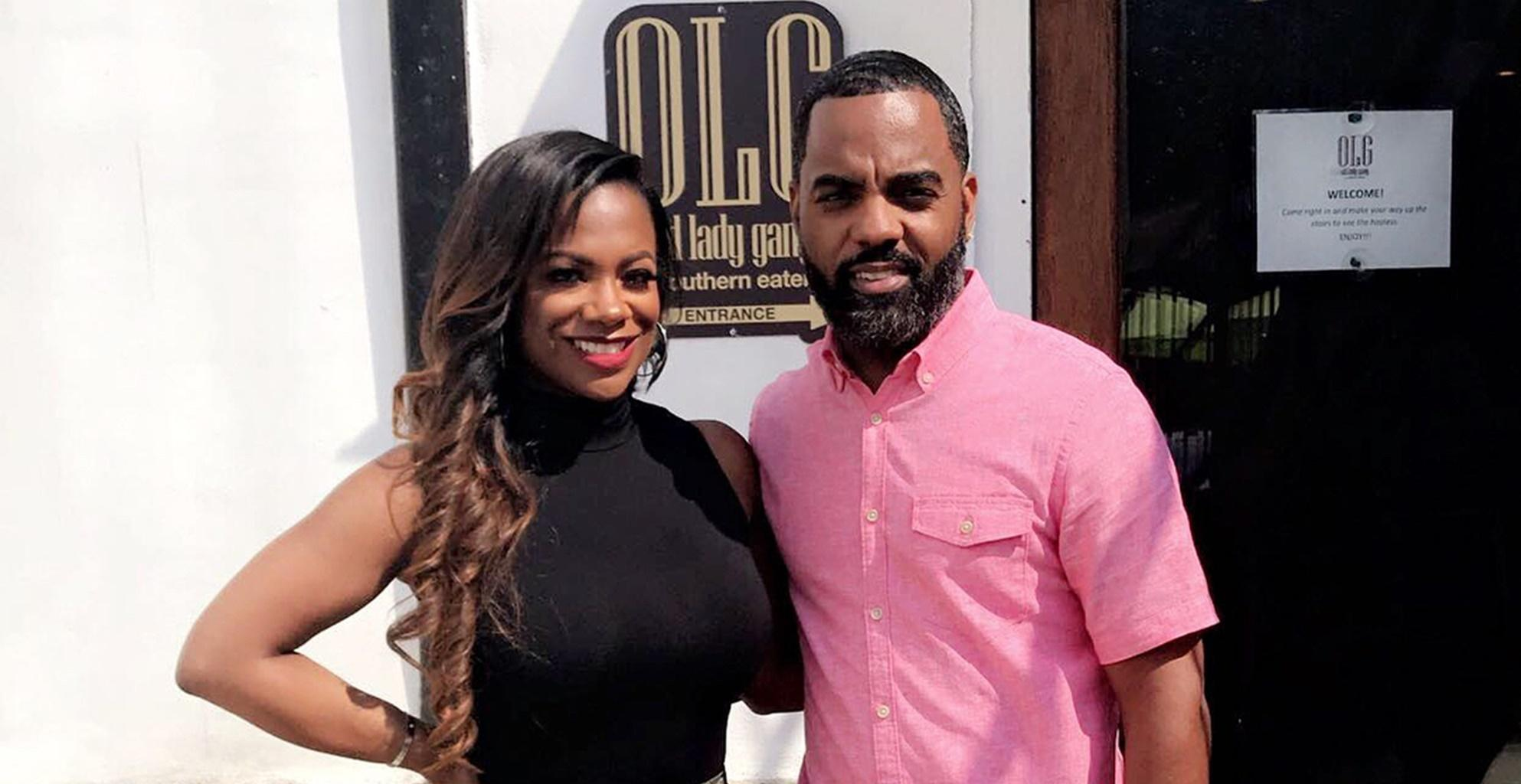 Kandi Burruss And Todd Tucker Grace The Cover Of Upscale Magazine - The Power Couple Looks Great