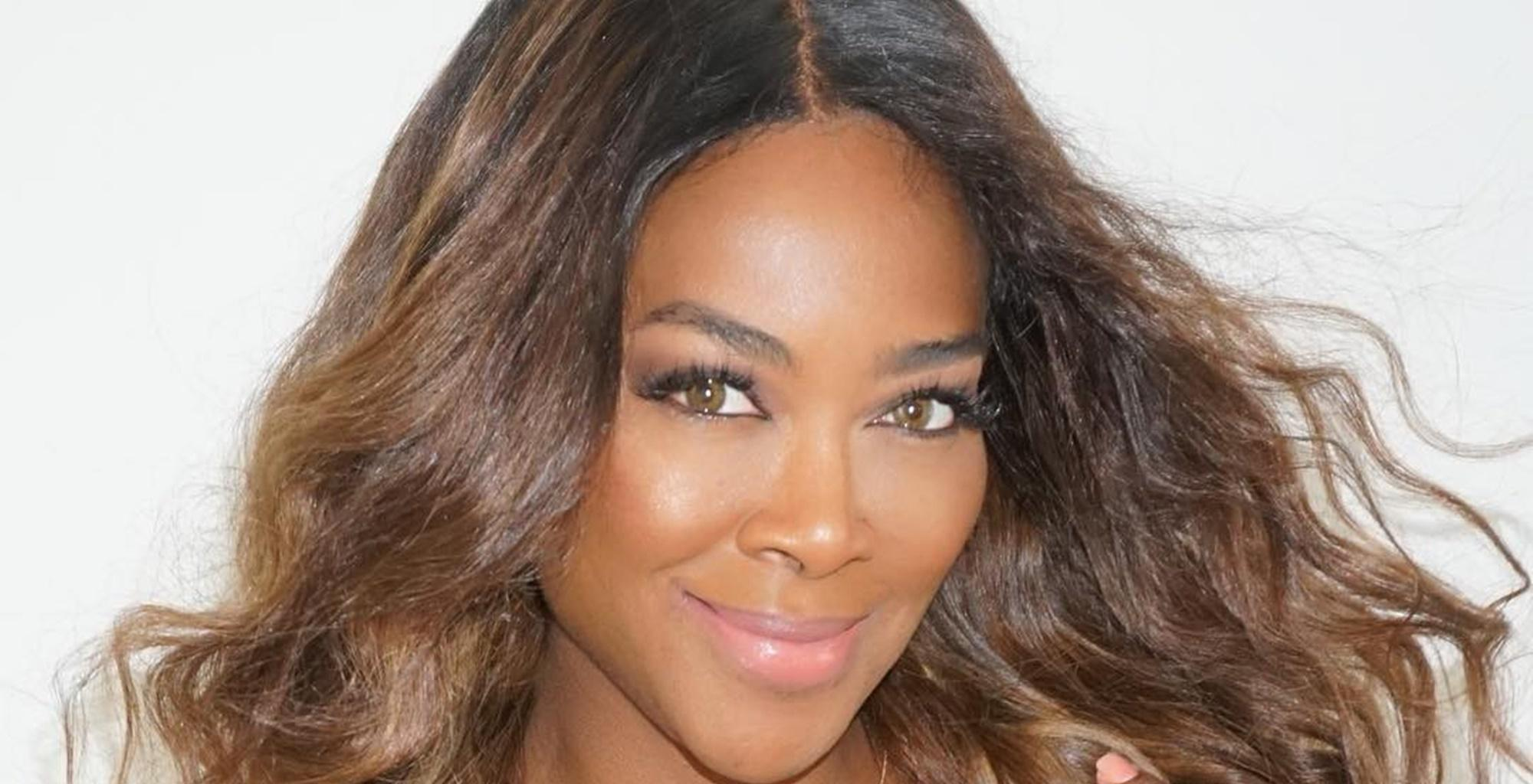Kenya Moore Shows Off Post-Baby Body And Reveals The Secret That Got Her There -- Pictures Explain Why 'RHOA' Fans Want Marc Daly's Wife Back On The Show