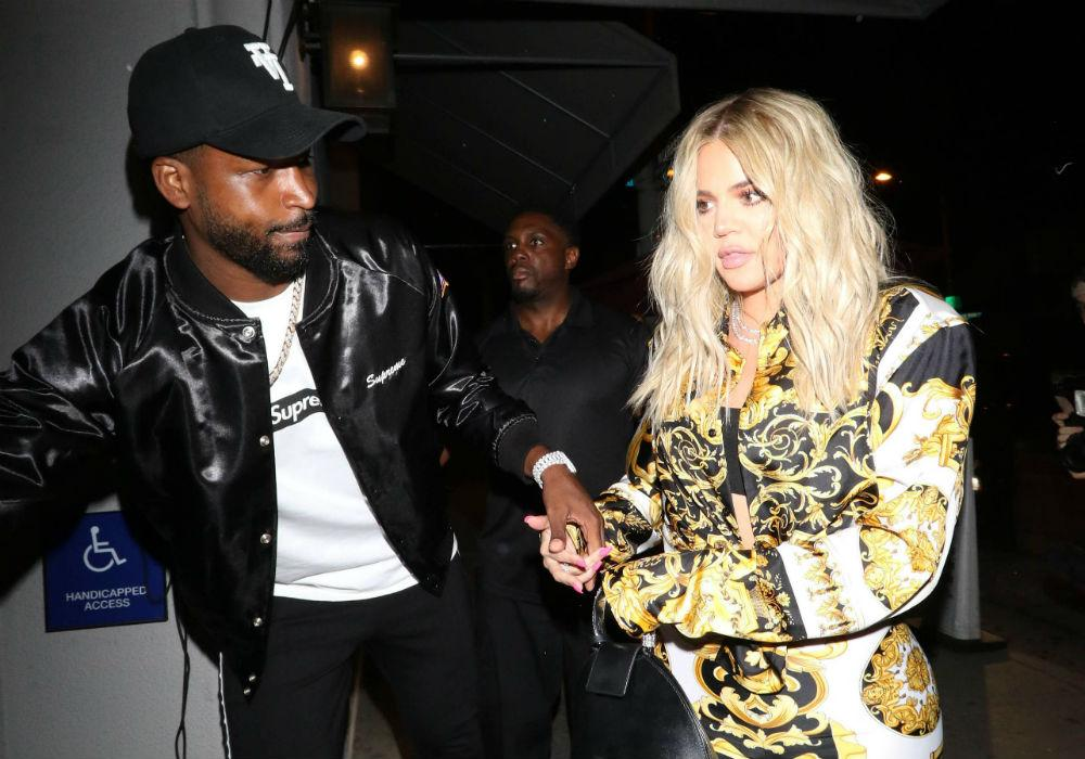 Khloe Kardashian And Tristan Thompson's Relationship Is 'All A Show'