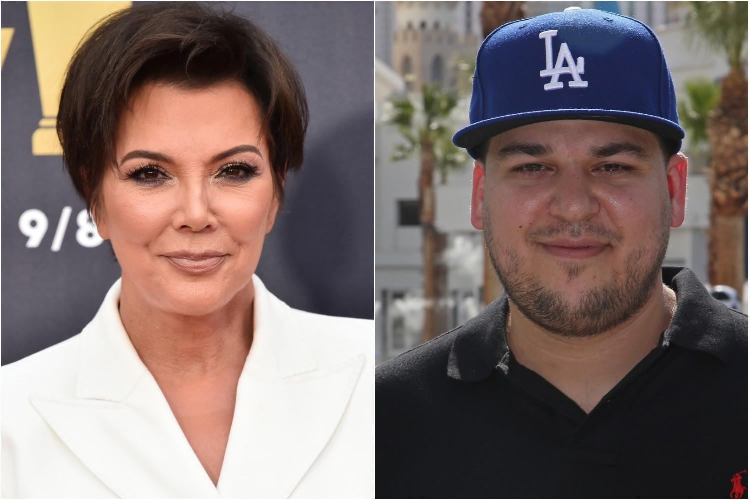KUWK: Kris Jenner Allegedly Livid With Rob Kardashian Over Spending A Fortune On Alexis Skyy -- Momager Plans To Cut Her Son Off?