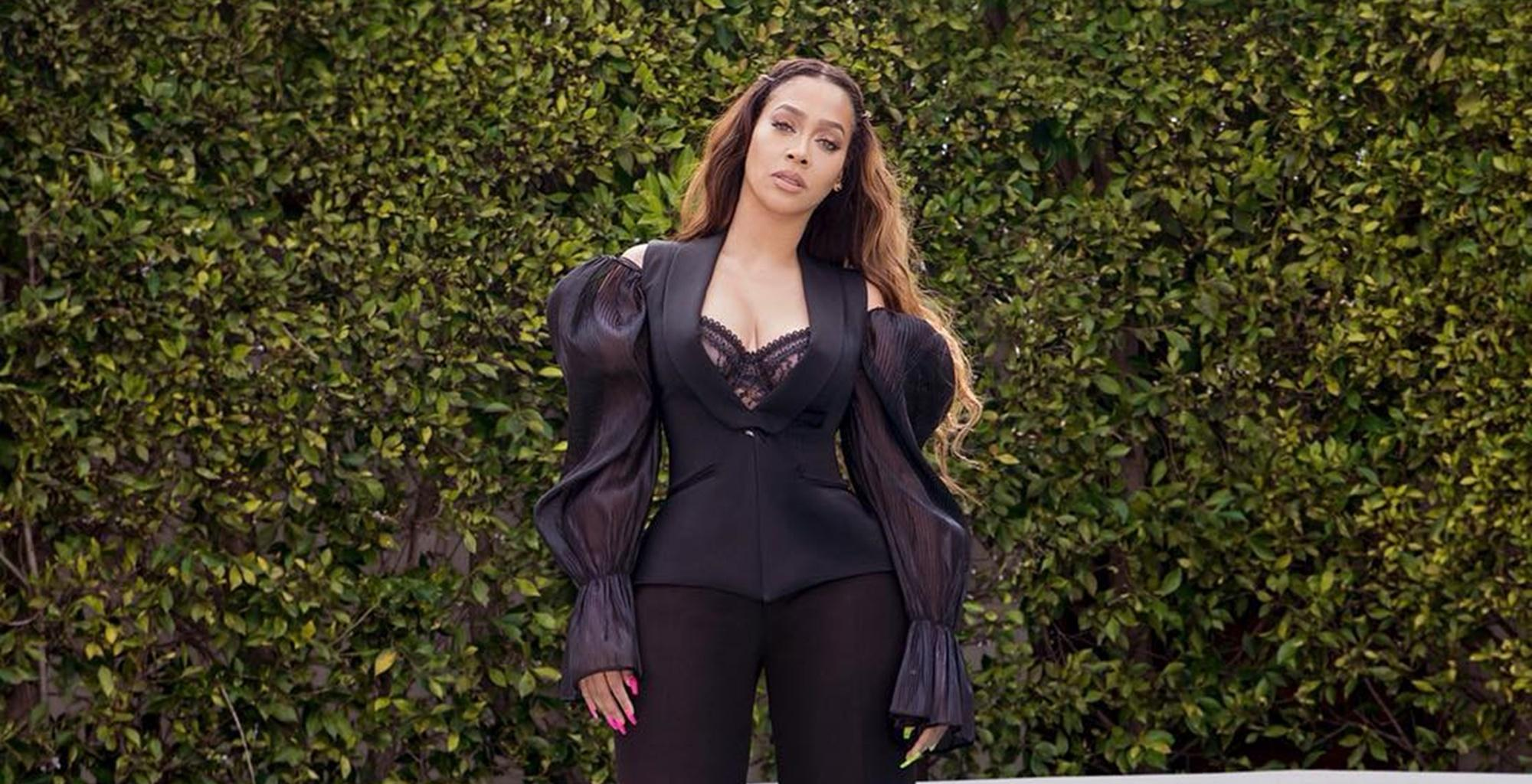 La La Anthony Reveals Why She Reconciled With Carmelo -- 'Power' Actress Gets Real About Her Feelings