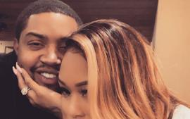 Lil Scrappy Is Probably Smiling -- His Wife, Bambi Benson, Shows Off Her Real Hair In New Video